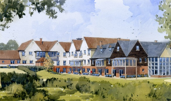 Proposed Shared Care Dementia Facility